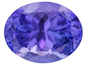 Tanzanite 10x7.5mm Oval 2.53ct