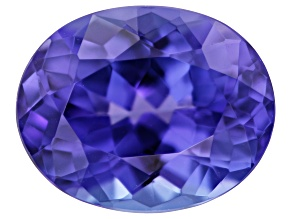 Tanzanite 10x8mm Oval 3.00ct