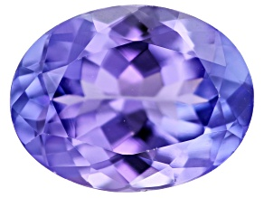 Tanzanite 9x7mm Oval 1.75ct