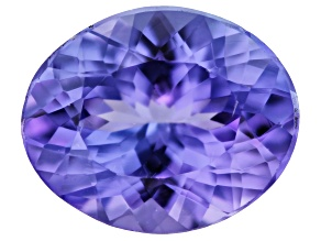 Tanzanite 11x9mm Oval 3.00ct
