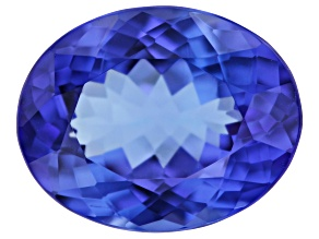 Tanzanite 11x9mm Oval 3.60ct