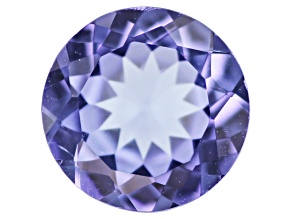 Tanzanite 6mm Round 0.65ct