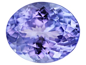 Tanzanite Oval 3ct