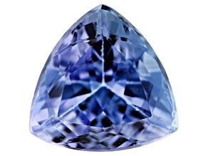 Tanzanite 6mm Trillion 0.75ct