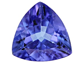 Tanzanite 6mm Trillion 0.70ct