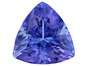 Tanzanite 6.5mm Trillion 0.90ct