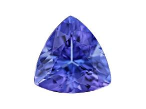 Tanzanite 6.5mm Trillion 0.90ct