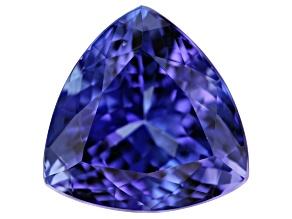 Tanzanite 8.5mm Trillion 2.95ct
