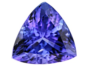 Tanzanite 9.5mm Trillion 2.75ct
