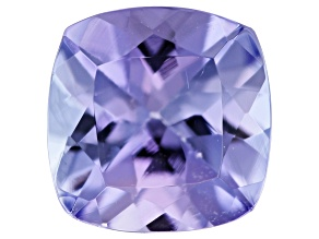 Tanzanite 6mm Square Cushion 0.95ct