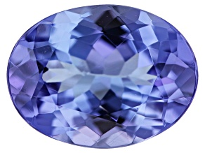 Tanzanite 8x6mm Oval 1.25ct