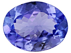 Tanzanite 8.5x6.5mm Oval 1.00ct
