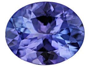 Tanzanite 10.5x8.5mm Oval 2.70ct