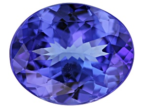 Tanzanite 10.5x8.5mm Oval 2.60ct