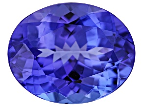 Tanzanite 10.5x8.5mm Oval 3.30ct