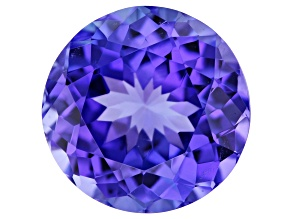 Tanzanite 9mm Round 2.71ct