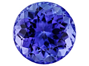 Tanzanite 9.5mm Round 3.75ct