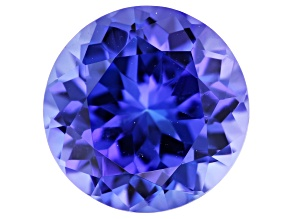Tanzanite 9.5mm Round 3.15ct