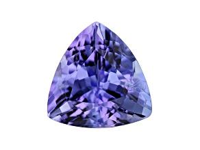 Tanzanite 7.5mm Trillion 1.50ct