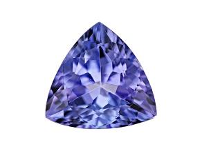 Tanzanite 7.5mm Trillion 1.00ct