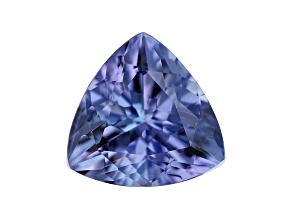 Tanzanite 6mm Trillion 0.70ct