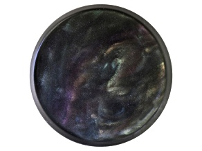 Obsidian 16mm Round Cabochon 9.50ct