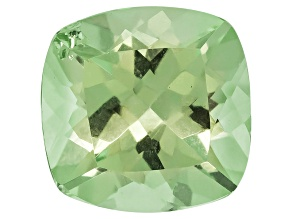 Garnet Mint Tsavorite Fluorescent 7.5mm Square Cushion 2.20ct
