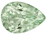 Green Tsavorite Garnet Fluorescent Pear Shape 1.50ct