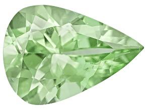 Garnet Mint Tsavorite Fluorescent 7x5mm Pear Shape .60ct