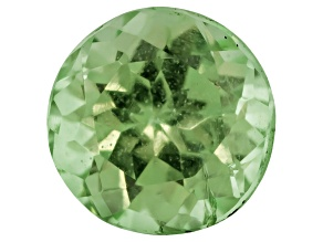 Grossular Garnet Fluorescent 4mm Round 0.30ct