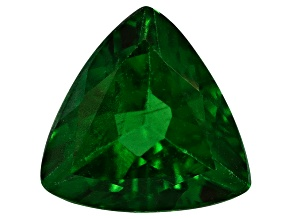 Garnet Tsavorite 5mm Trillion .33ct