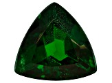 Garnet Tsavorite 5mm Trillion .40ct
