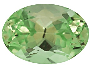 Tsavorite Garnet Fluorescent 7x5mm Oval 1.00ct
