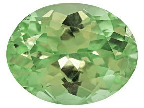 Garnet Tsavorite Fluorescent 9x7mm Oval 2.25ct