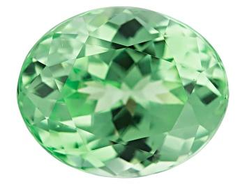 Picture of Grossular Garnet Fluorescent 10.69x8.75mm Oval 4.40ct