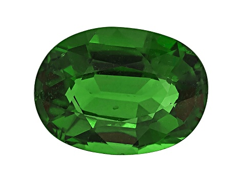 Garnet Tsavorite 8x6mm Oval Mixed Step 1.62ct