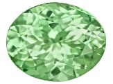 Grossular Garnet Fluorescent 10x8mm Oval 2.55ct
