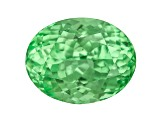 Grossular Garnet Fluorescent 9x7mm Oval 2.80ct