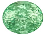 Garnet Mint Tsavorite Fluorescent 10x8mm Oval 3.12ct