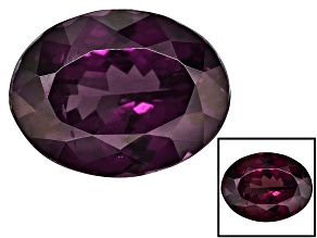Garnet Color Shift 10.32x7.94mm Oval 4.15ct