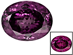 Garnet Color Shift 12.49x9.79mm Oval 7.62ct