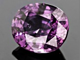 Purple Spinel 13.05x11.08x7.34mm Oval Mixed Step Cut 7.96ct