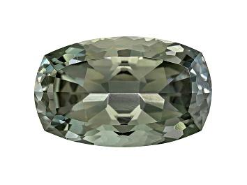 Picture of Blue-Green Apatite 22.51x14x9.69mm Rectangular Cushion Custom Cut 21.74ct
