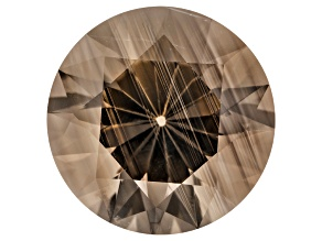 Brown Fluorite 24mm Round 47.30ct