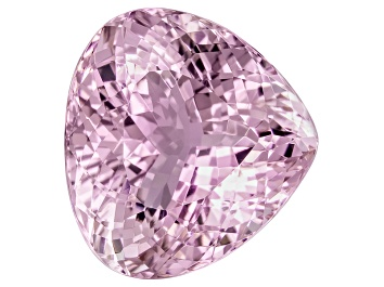 Picture of Kunzite 19.75x18.45x12.41mm Pudgy Pear Shape 28.19ct