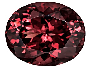 Red Spinel 17.77x14.28mm Oval 16.78ct