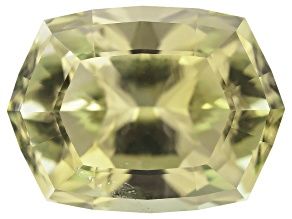 Yellow Euclase 15.01x11.13mm Fancy Shape Custom Cut 11.25ct