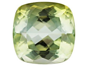 Green Tourmaline 8.88mm Square Cushion Mixed Step 3.45ct