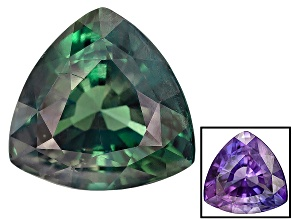 Alexandrite Color Change 8.76x8.74x5.22mm Trillion 2.71ct