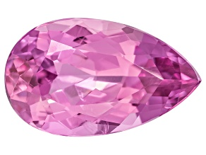 Pink Spinel 12.26x7.35mm Pear Shape 3.20ct
